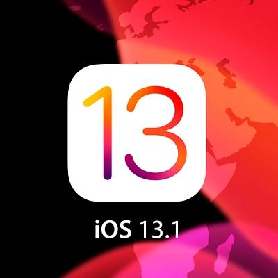 iPadOS 13.1 est disponible