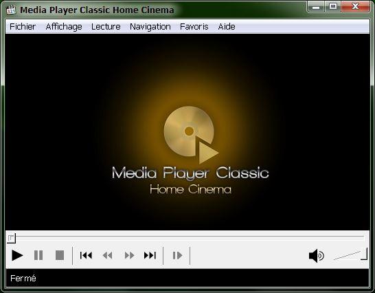 Media Player Classic HC mis à jour.