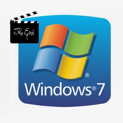 Clap de fin pour Windows 7