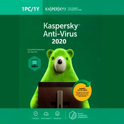 Quand Kaspersky ramène votre PC en 1998
