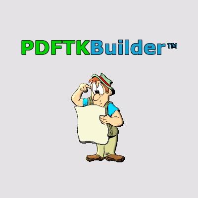 Manipulez les fichiers PDF avec PDFTK Builder